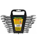 Набор рожковых гаечных ключей Kraftool 8 шт 8 - 24 мм 27033-H8C_z01