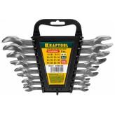 Набор рожковых гаечных ключей Kraftool 8 шт 8 - 24 мм 27033-..