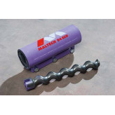 Регулируемая шнековая пара Maltech D4 ECO фиолетовая