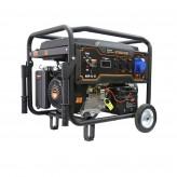 Бензиновый генератор FoxWeld Expert G7500 EW 7245