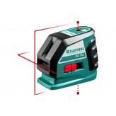 Лазерный линейный нивелир KRAFTOOL CL-70-2 34660-2