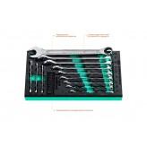 Набор комбинированных гаечных ключей Kraftool 27079-H12E